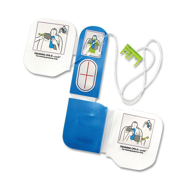CPR-D training padz