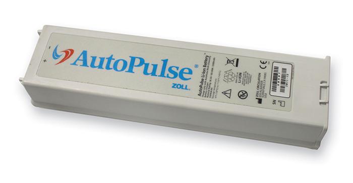 AutoPulse Li-ion Battery Low Resolution