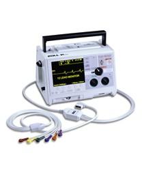 M Series met 12 lead/ECG-elektroden