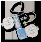 Almohadillas CPR-D para demostración