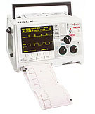 Automated External Defibrillator with etco2