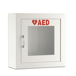 50-00392-10 AED Wall Cabinet Surface Mount