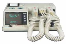 Equipo médico de emergencia para desfibrilación