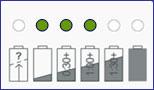 SP 除颤监护仪充电器指示器