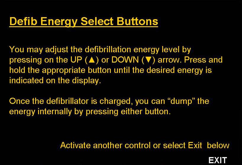 适用于 R-Series AEDs 的除颤器引导功能