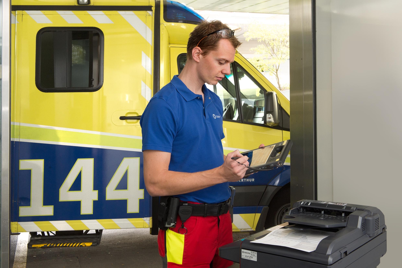 AmbulancePad Winterthur