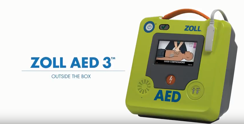 ZOLL AED 3 Videos (ERC) - E-learning - AU - ZOLL - Cardiac